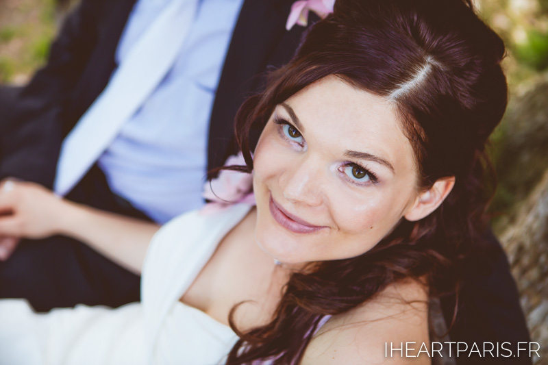 Bride Portrait Destination Wedding Austria IheartParis