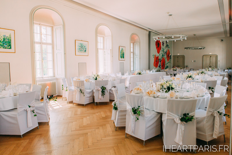 Destination Wedding Austria Reception Hall IheartParis