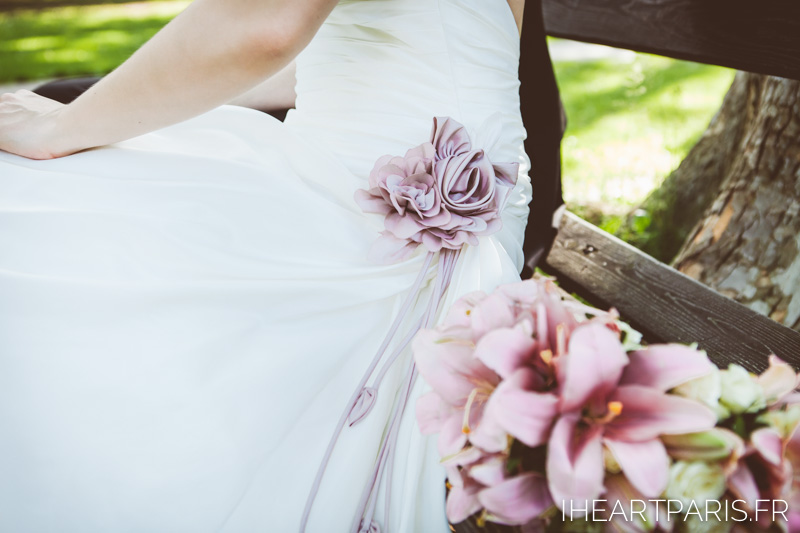Details Bride Bouquet Destination Wedding Austria IheartParis