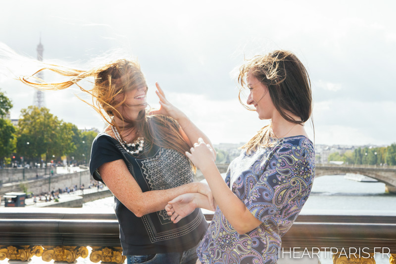 Fun Sisters Alexandre 3 IheartParis