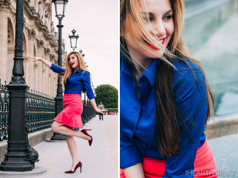 Photographer Personal Branding Louvre Paris IheartParis