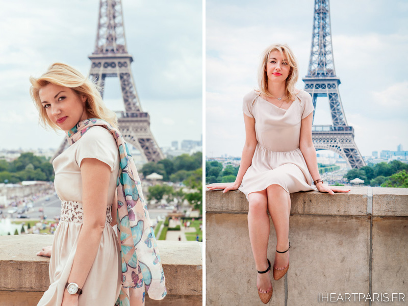 Portraits Eiffel Tower Photographer IheartParis