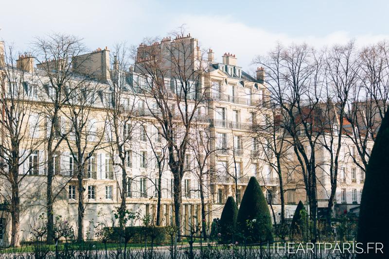 Musee Rodin Garden IheartParisfr