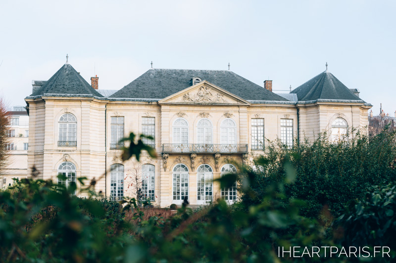 Musee Rodin by IheartParisfr