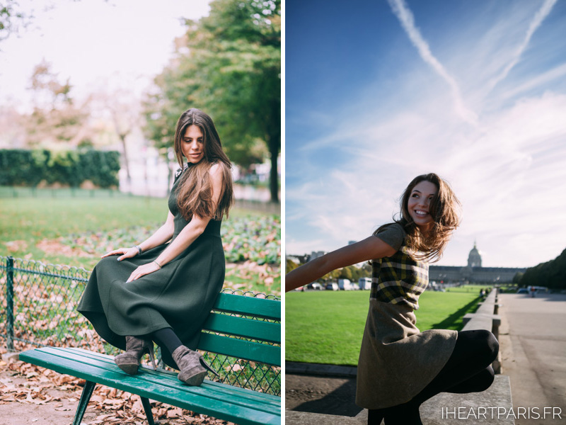 Paris Photographer Lookbook Fashion