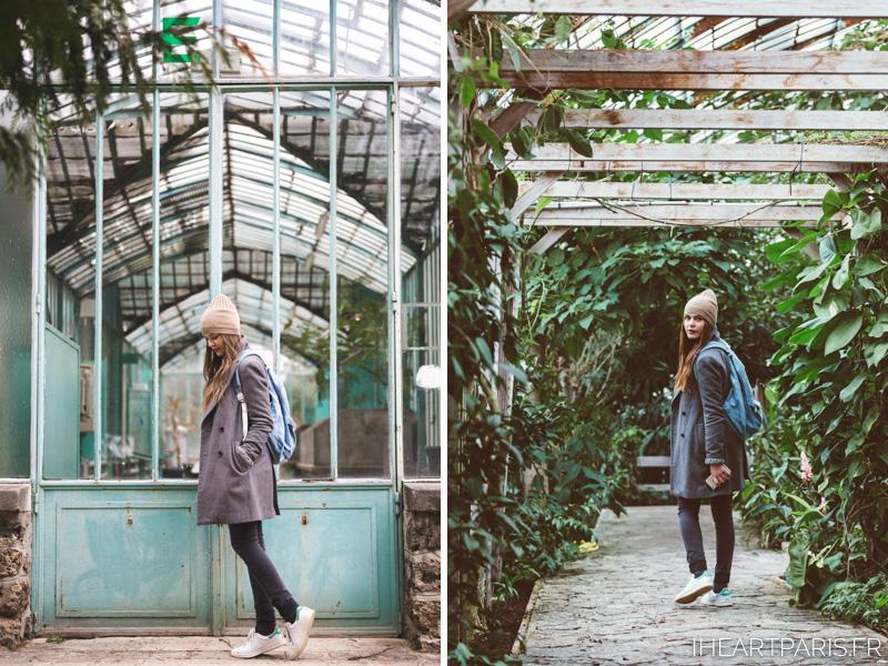 Photographer Paris Fashion Salad Greenhouse IheartParisfr