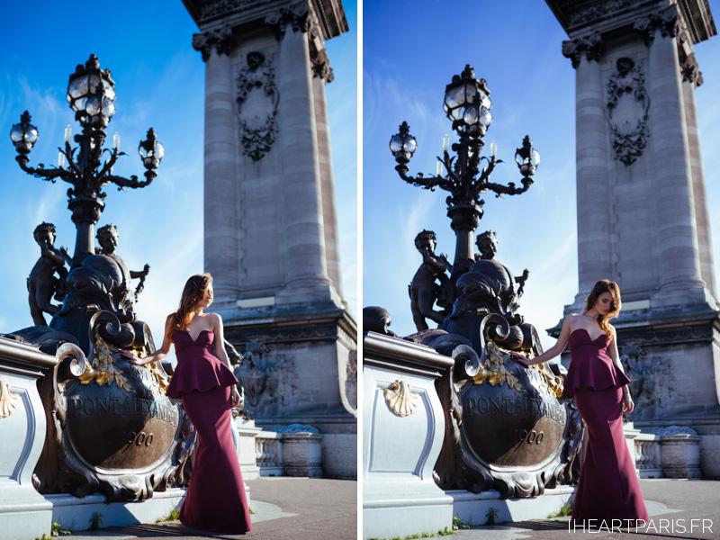 Paris Photographer Fashion Lookbook LesyaNebo FW14 IheartParisfr