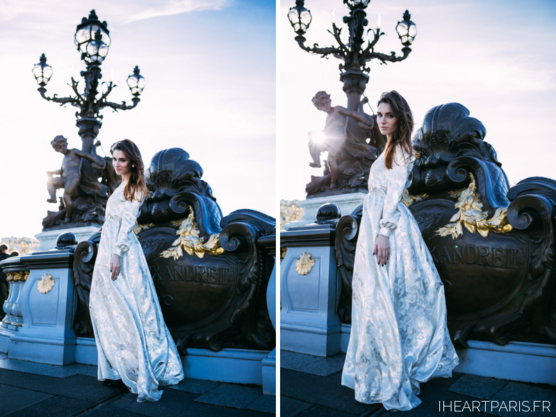 Paris Photographer Lookbook Fashion Gown IheartParisfr