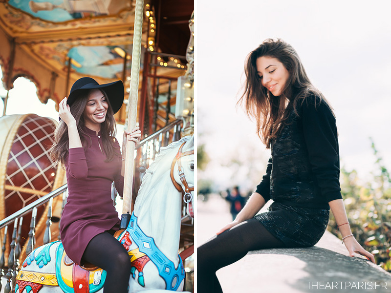 Photographer Paris Fashion Lookbook Carrousel IheartParisfr