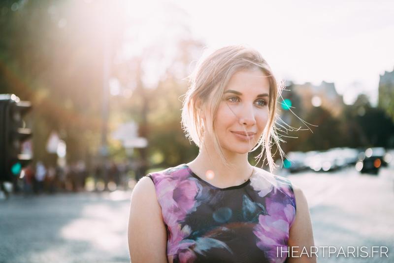 Photographer Paris Portrait Fashion Designer LesyaNebo IheartParisfr