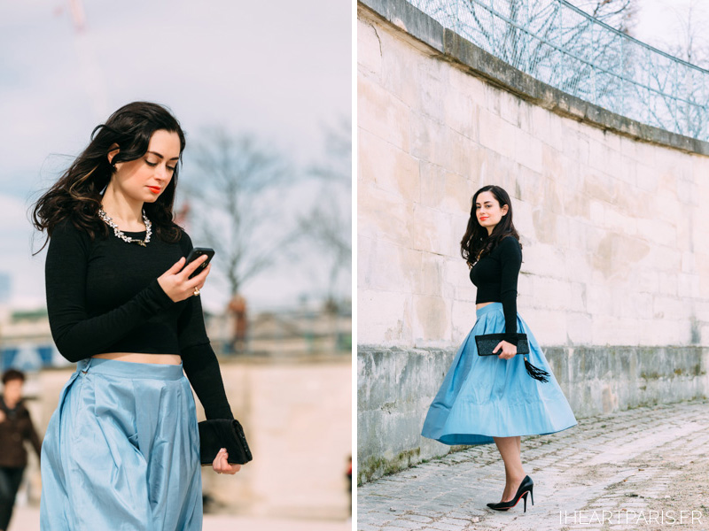 Paris Photographer Coco and Vera Street Style IheartParisfr