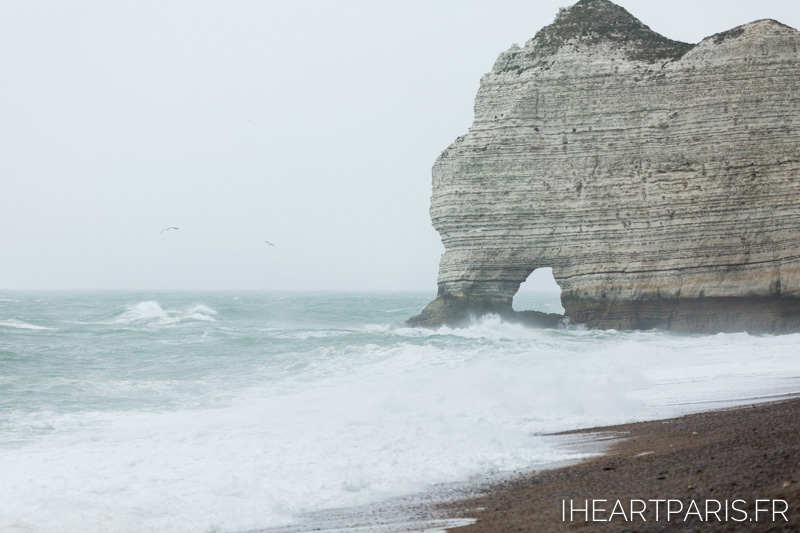 Paris Phtographer Postcards Cliffs Etretat right iheartparisfr