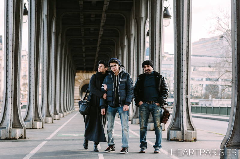Paris Photographer, Photographer Paris, Paris Family Photosession, Family Portraits in Paris, Bir Hakeim, IheartParisfr