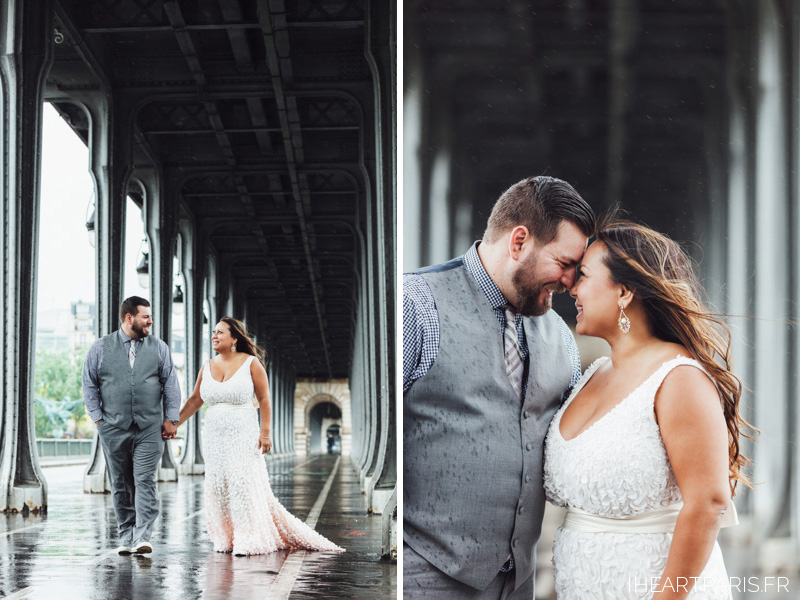 Wedding Photographer Paris, Elope to Paris, Eiffel Tower, Bir Hakeim, IheartParisfr