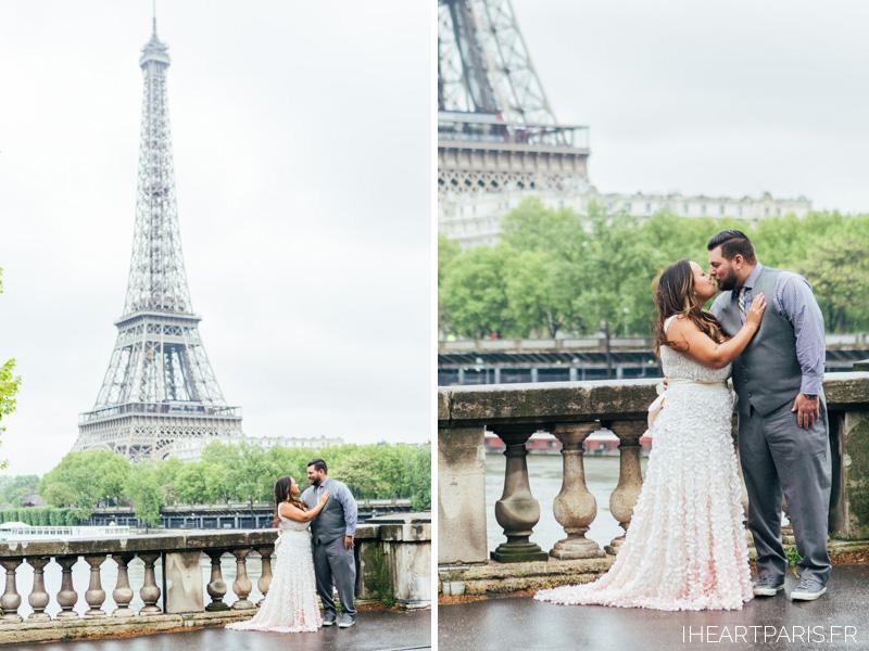 Wedding Photographer Paris, Paris Elopement, Eiffel Tower, IheartParisfr