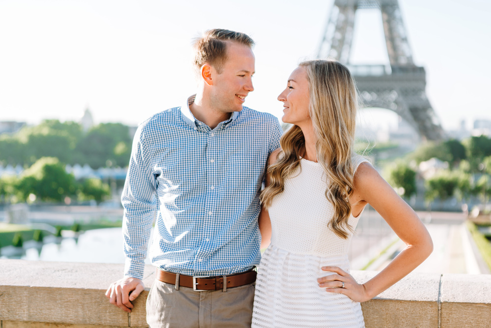 Photographer in Paris, Trocadero, Couple Session, Eiffel Tower, Lovebirds, Iheartparisfr