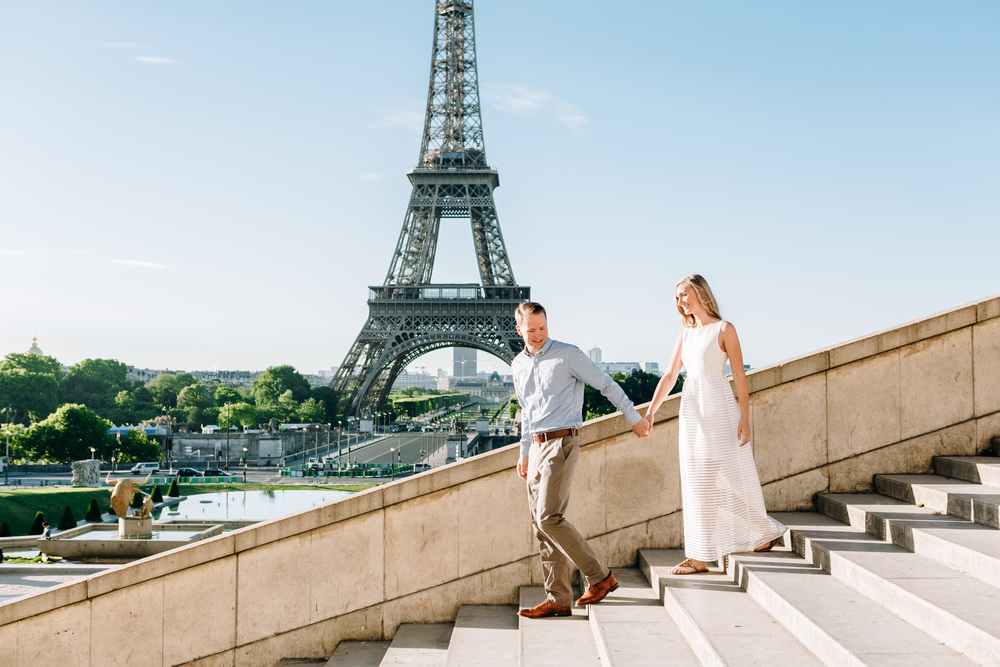 Paris Photographer, Trocadero, Lovebirds, Couple Session, Eiffel Tower, Iheartparisfr
