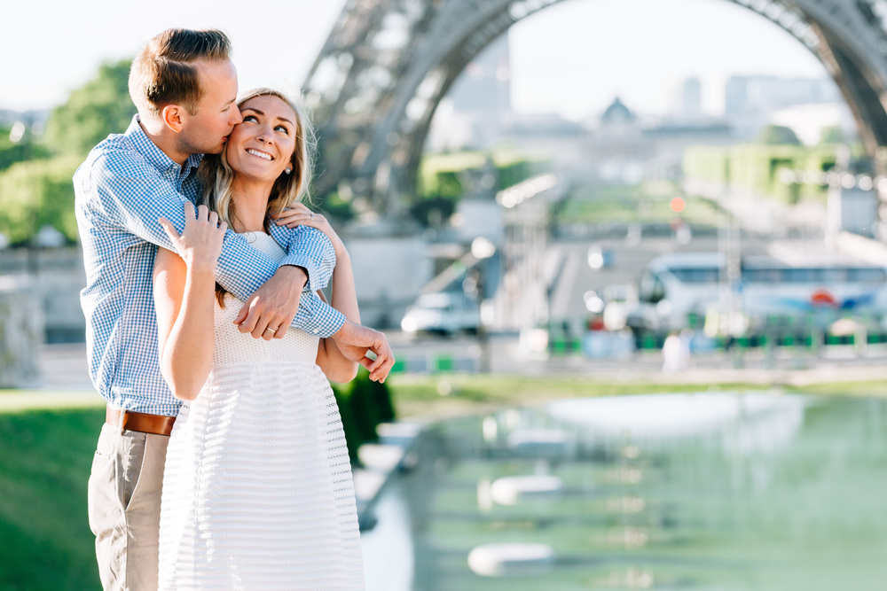 Paris Photographer, Couple Session, Eiffel Tower, Trocadero, Iheartparisfr