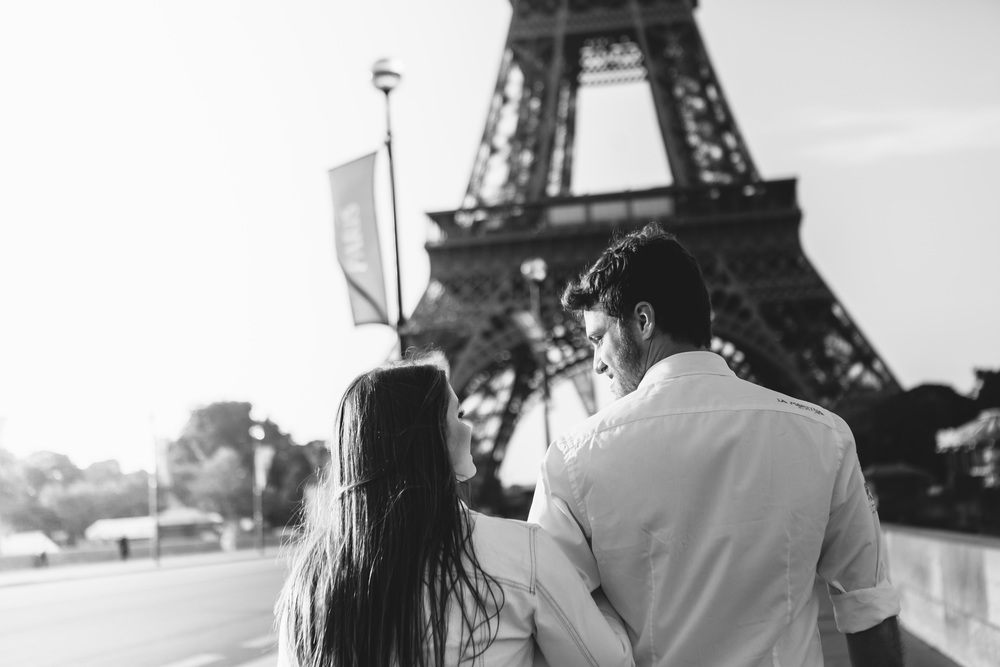 Paris Photographer, Trocadero, Eiffel Tower, Couple session, Iheartparisfr