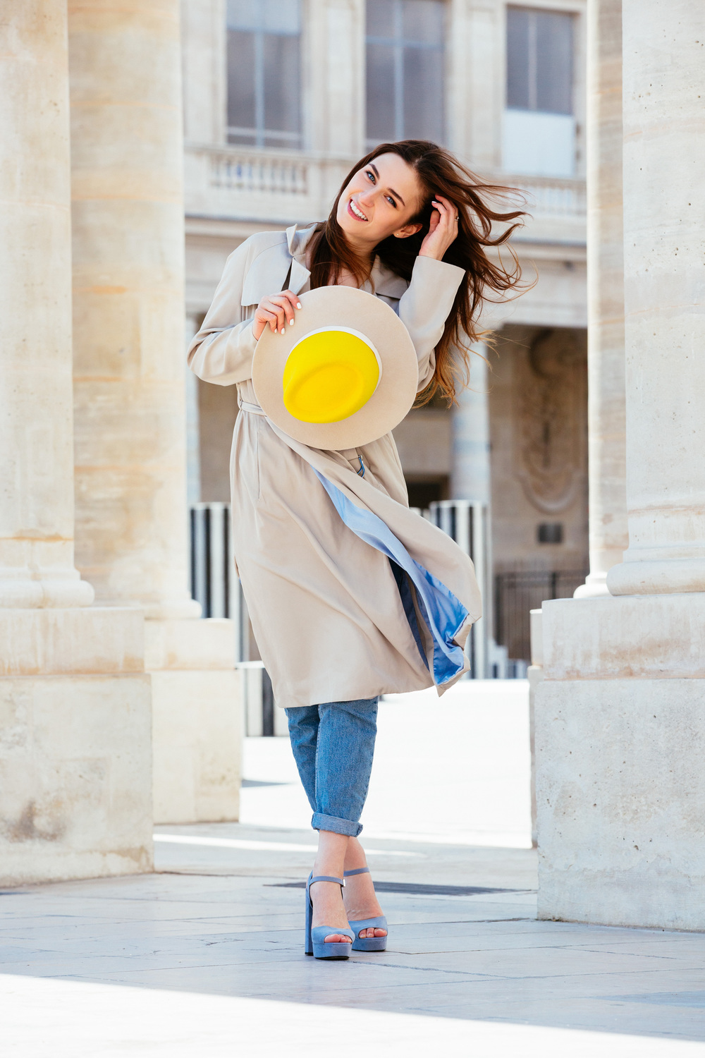 Paris Photographer Palais Royal Brand Lookbook Iheartparisfr