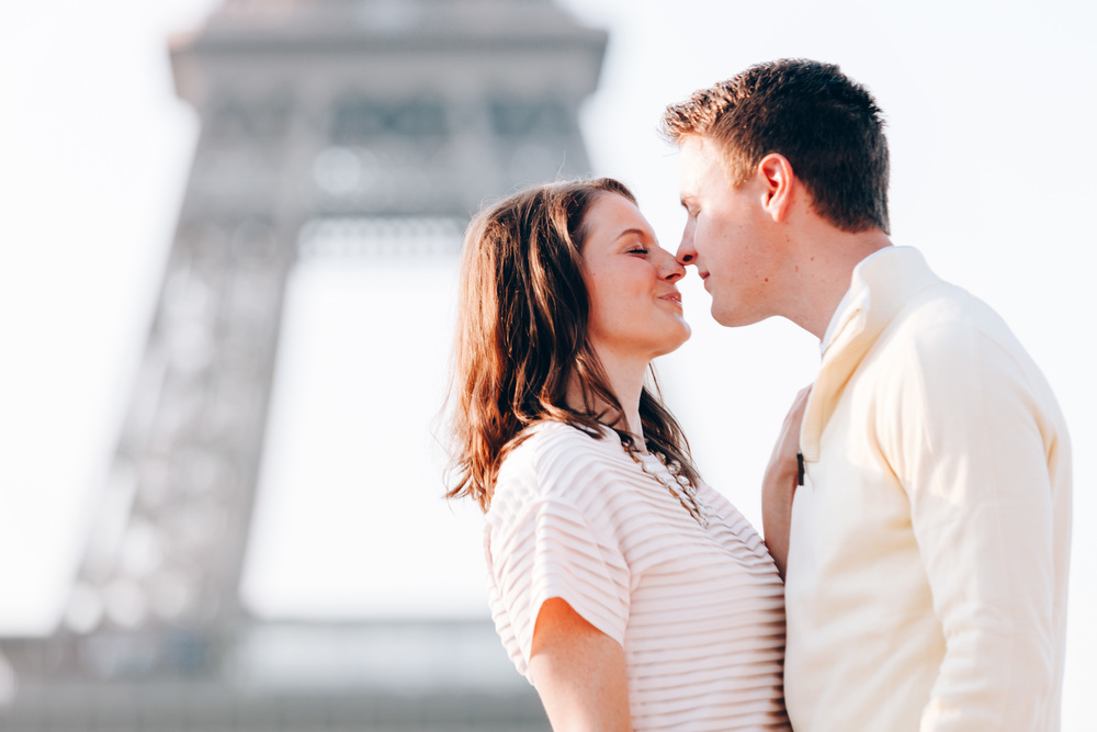 Photographer in Paris, Eiffel Tower, Engagement, Surprise Proposal, Iheartparisfr
