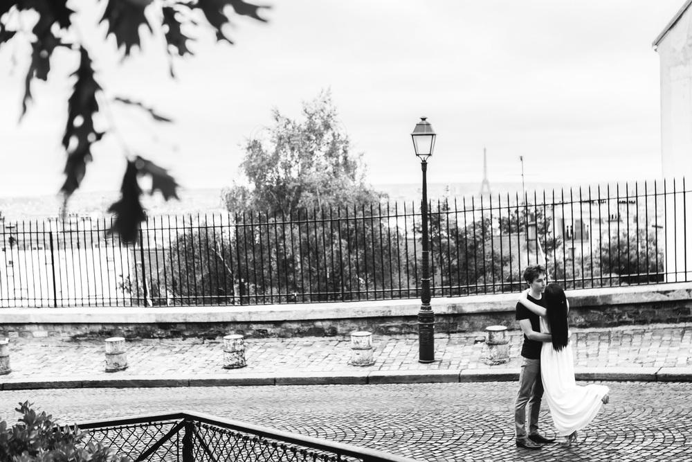 Paris Photographer, Montmartre, Lovestory, France, Eiffel tower, iheartparisfr