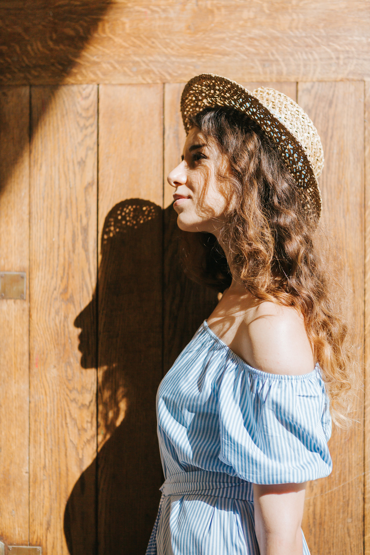 photographer in paris portrait blogger summer
