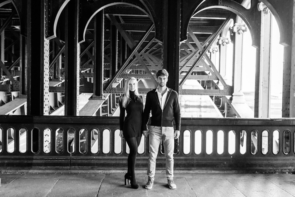 Paris Photographer Lovestory Pont Alexandre III