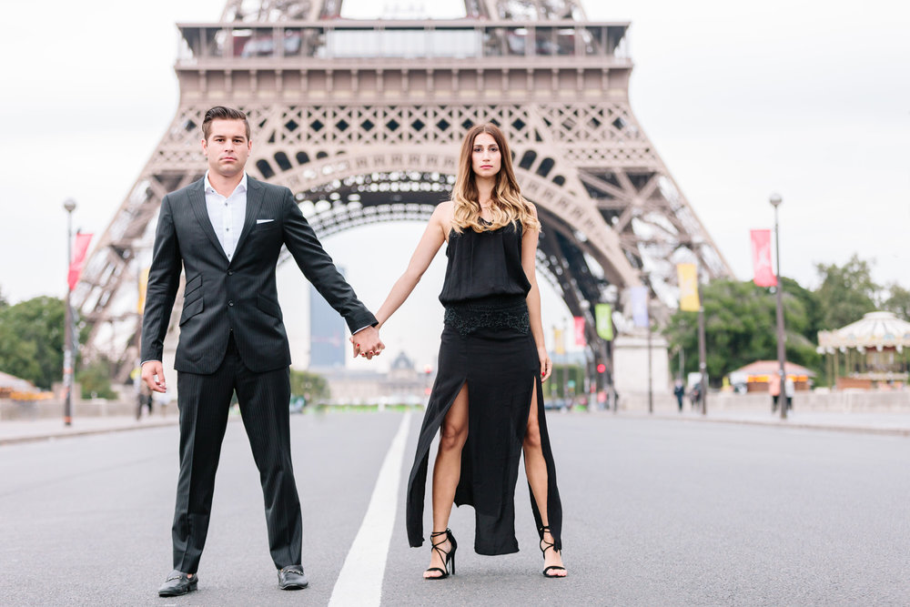 Paris Photographer Couple Sesssion Travel Lovestory Eiffel Tower IheartParisfr