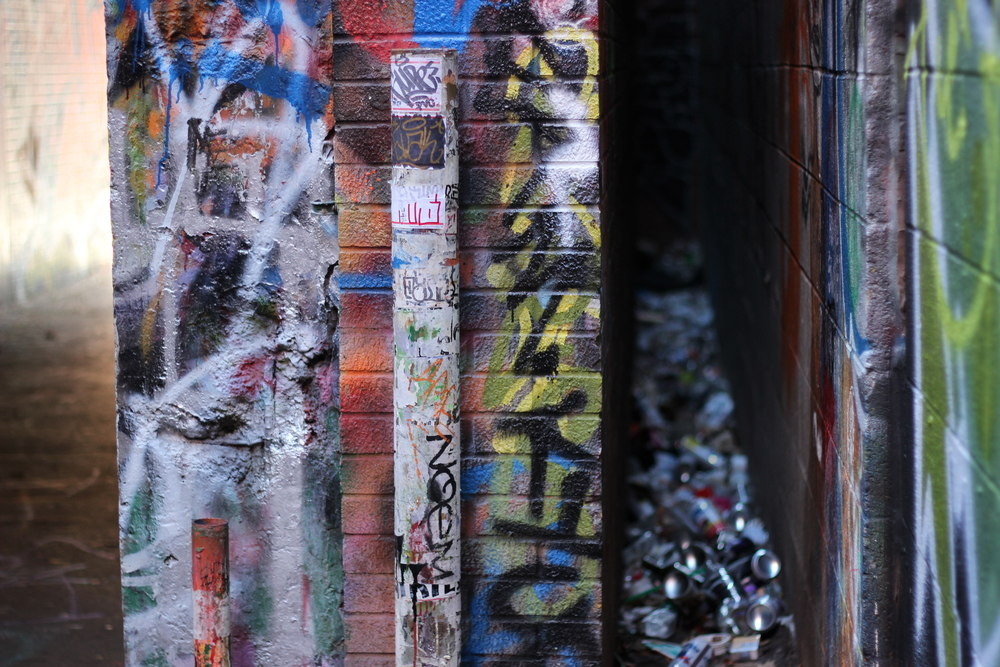 Graffiti Alley | Ann Arbor, MI