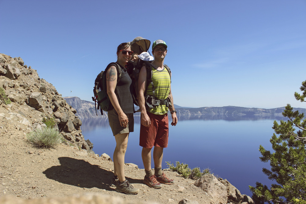 Crater Lake | Oregon-California Road Trip 2015