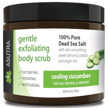 Sea Salt Scrub   Check it out here!