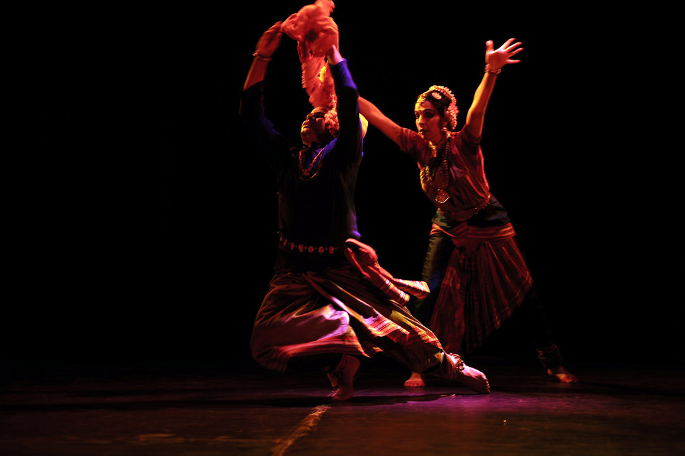 Samhita: Conversations in Dance. October 2008.