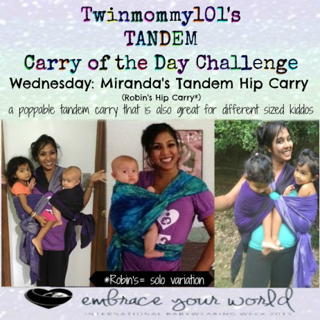 IBW COTD Challenge: Day 4- MTHC