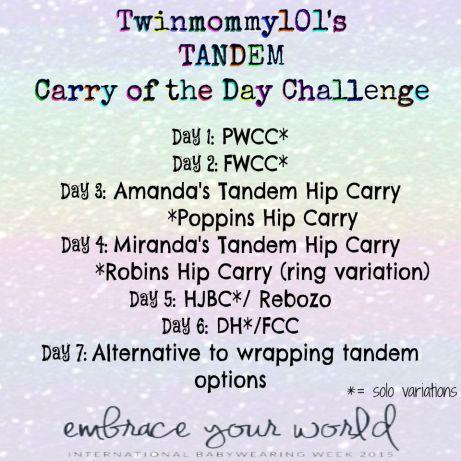 IBW COTD challenge