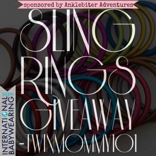 IBW Sling rings giveaway