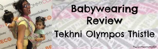 tekhni-olympos-thistle-babywearing-woven-wrap-review