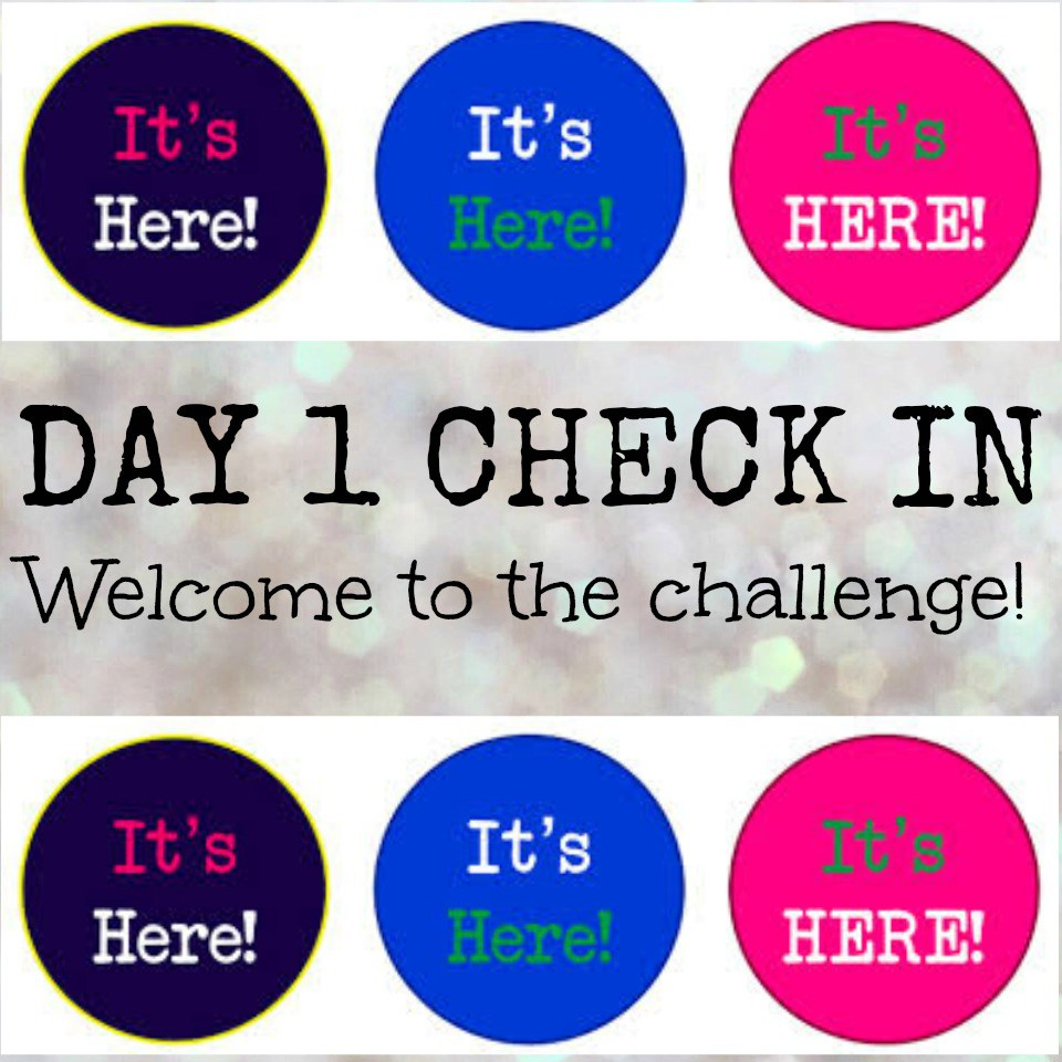 day 1 challenge