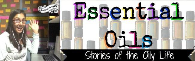 essential oils sunday banner