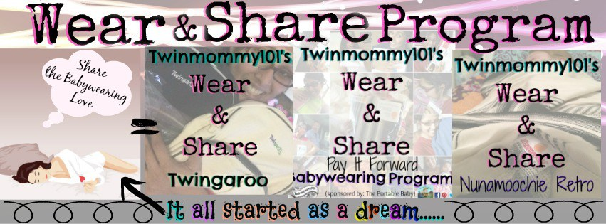 wear and share banner