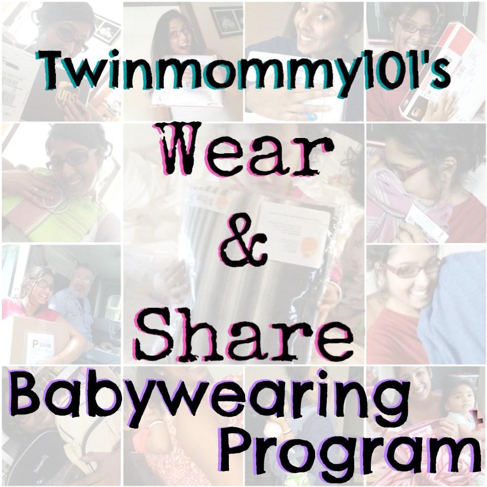 Paying it Forward w/ Babywearing