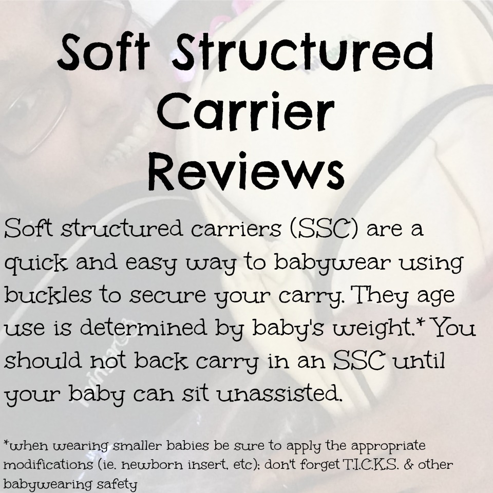 Soft Structured Carrier Reviews