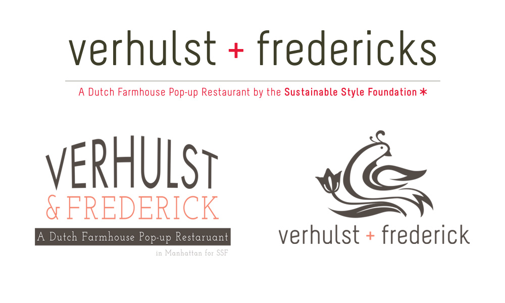 Verhulst + Fredericks