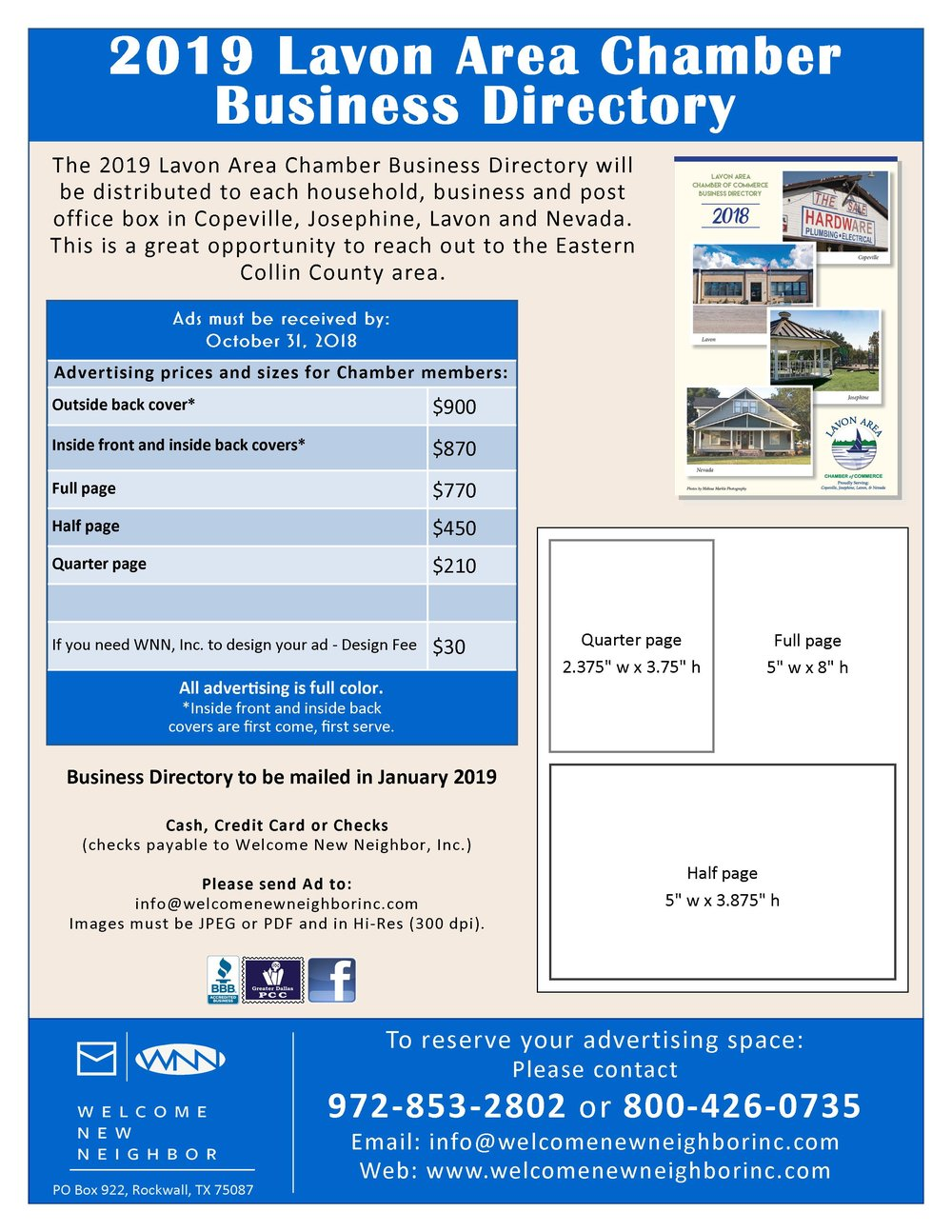 2019 Lavon Chamber Business Directory.jpg