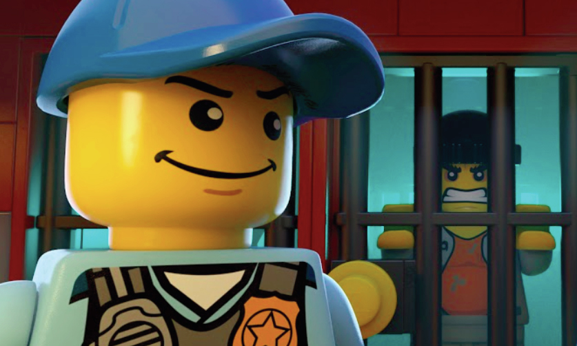 LEGO CITY STUDIO ANIMATED SERIES