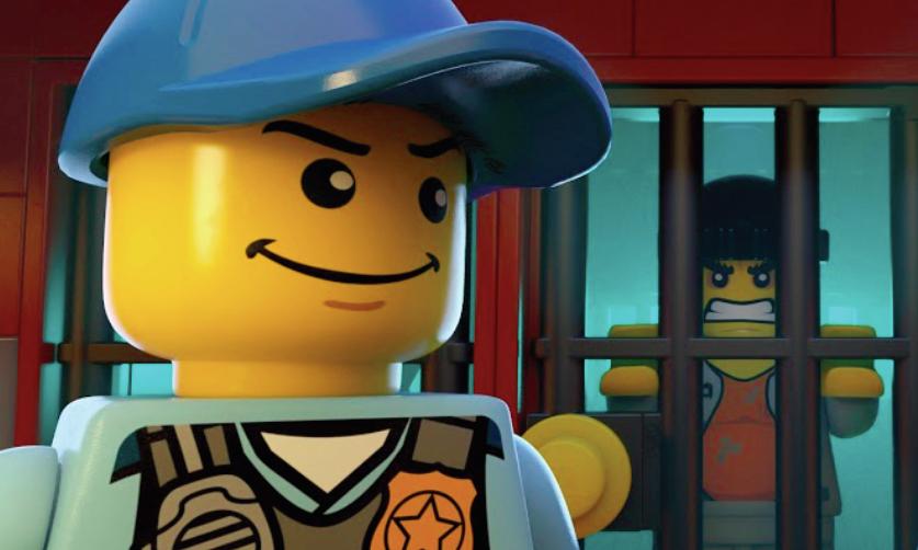 LEGO CITY STUDIO ANIMATED SERIES