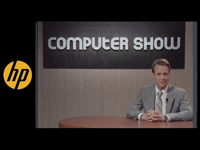 """HP on """"Computer Show"""""""