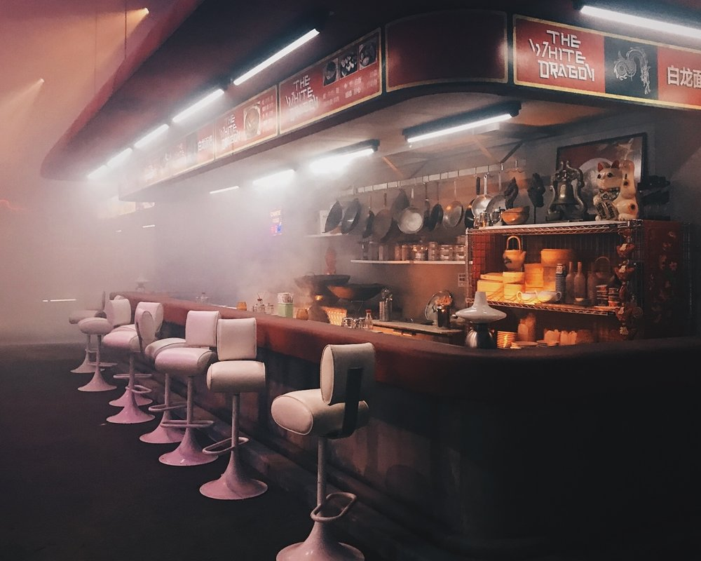 WB Blade Runner 2049 Experience