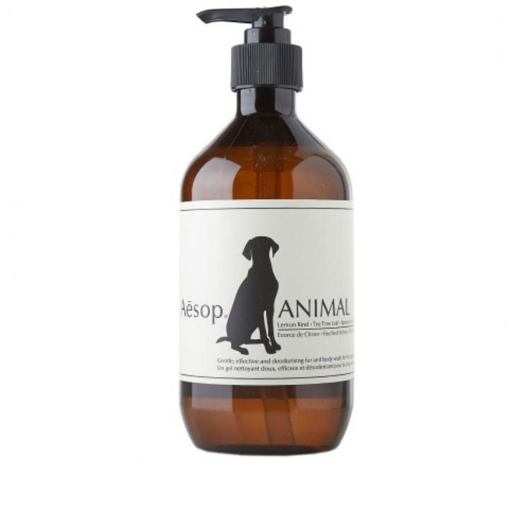 Aesop dog wash