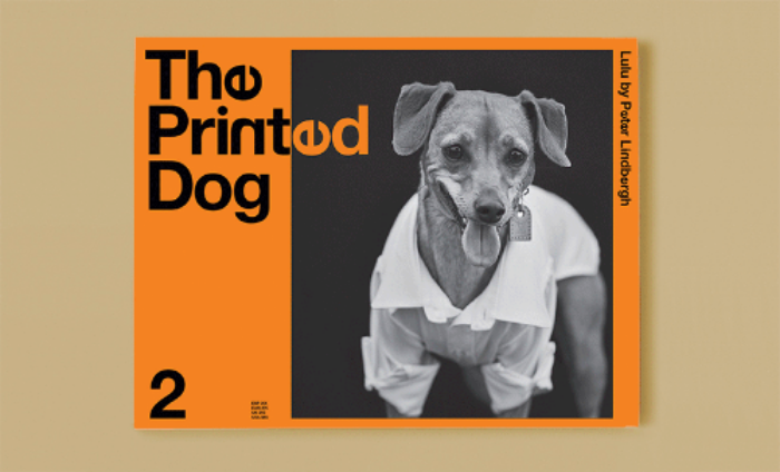 The Printed Dog 2, Luis Venegas.